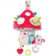 """Centru activitati cu Led """"Ciuperca Bambi"""" - Brevi Soft Toys-076516"""