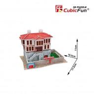 PUZZLE 3D - CASA TURCEASCA MODEL 2