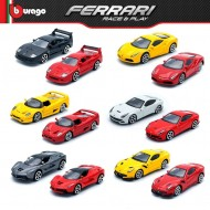 1:64 FERRARI R & P VEHICLES - BBURAGO