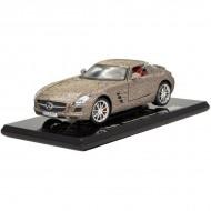 Mercedes Benz SLS AMG cu cristale Swarovski 1:18