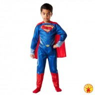 COSTUM SUPERMAN - MAN OF STEEL