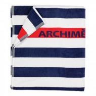 Prosop de plaja Albastru Archimede