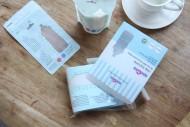 Pungi stocare lapte matern cu fermoar (30 buc.)