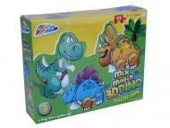 Puzzle 3 D Dino