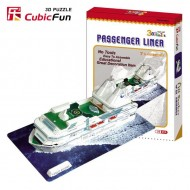 PUZZLE 3D - CBF2 - Cruiseship Ocean Legend