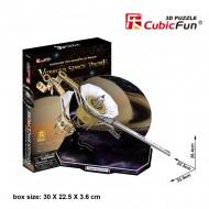 PUZZLE 3D - CBF3 - Voyager Space Probe