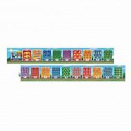 Puzzle de podea Treuletul numerelor - Melissa & Doug