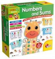 Puzzle matematic - Animalutele din savana