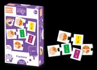 Puzzle matematic - Fractii