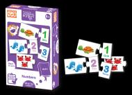 Puzzle matematic - Numerele