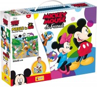Puzzle Mickey Mouse (60 piese)