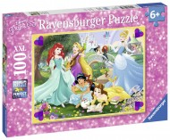 Puzzle Printese Disney, 100 Piese