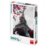 Puzzle - Turnul Eiffel (500 piese)