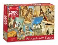 Puzzle Vederi din EuropaMelissa and Doug