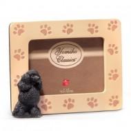 Rama foto catelus Black Poodle