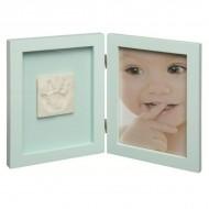 Rama foto cu amprenta-My sweet memories Baby Art MENTHOL