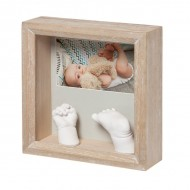 Rama foto cu sculptura Stormy Baby Art