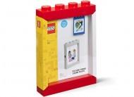 Rama Foto LEGO® - Rosu