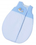 Sac De Dormit 90 cm Sleeping Bear Blue