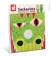 Sackanimo - Costum dragon - Janod (J02861)