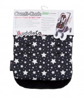 Saltea carucior Comfi-Cush Black and White Stars, 842094