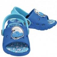 Sandale pentru copii Strumfi