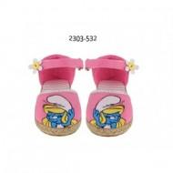 Sandale pentru copii Strumfita