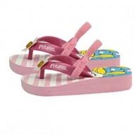 Sandalute pentru copii cu licenta The Smurfs- Strumfita