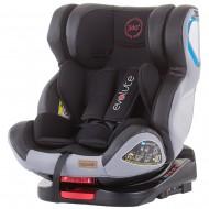 Scaun auto Chipolino Evolute 0-36 kg carbon cu sistem Isofix
