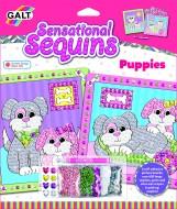 Sensational Sequins: Set 2 tablouri cu catelusi -New edition