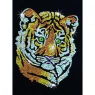 Sequin art-set creativ Pui de tigru