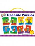 Set 16 puzzle-uri Opposite (2 piese)