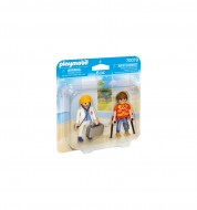 SET 2 FIGURINE - DOCTOR SI PACIENT
