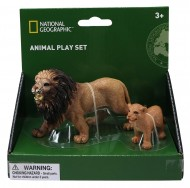 Set 2 figurine - Leul si puiul