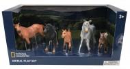 Set 5 figurine - Cai salbatici