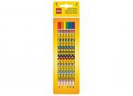 Set 6 creioane colorate LEGO® Iconic
