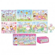 Set 6 puzzle fetite-Kids Create