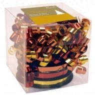 Set accesorii impachetat panglica si funde - mixt
