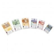 Set de bani de jucarie (Euro)
