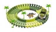 Set de constructie - Parcul dinozaurilor