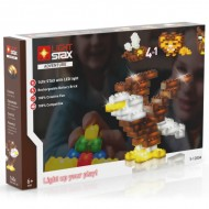 Set de constructie Stax System Adventure, compatibil Lego®