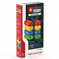 Set de constructie, Stax System Extensie culori, compatibil Lego®