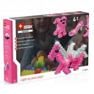Set de constructie Stax System Fantasy, compatibil Lego®