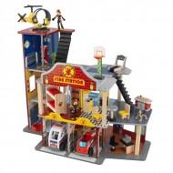 Set de joaca Deluxe Fire Rescue - KidKraft