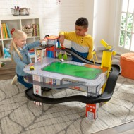Set de joaca Freeway Frenzy Raceway Set and Table - Kidkraft