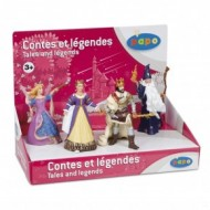 Set figurine jucarii Papo Basme si Legende 2