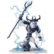 Set Figurine My Little Pony Fan Series Storm King si Grubber