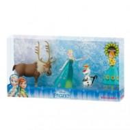 Set Frozen Fever Deluxe-4 figurine