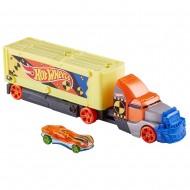 Set Hot Wheels by Mattel Camion coliziune cu 1 masinuta