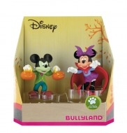 Set Minnie si Mickey Halloween